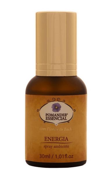 Pomander Essencial Energia Spray 30 ml