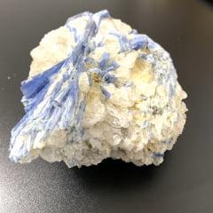 Cianita Azul Grande 2.580g  (FORTÍSSIMA CONEXÃO)