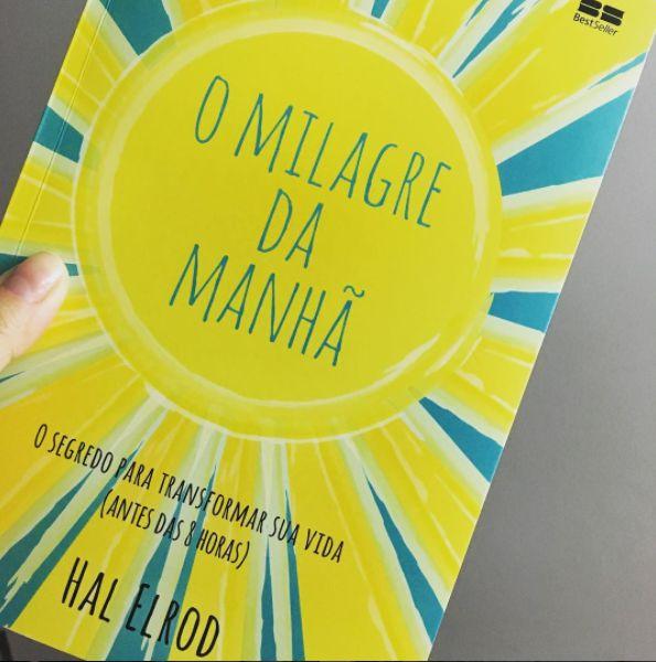 O Milagre Da Manhã - Elrod, Hal