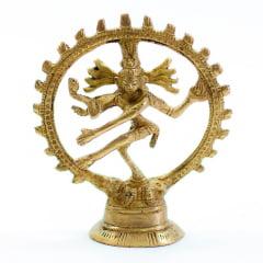 Shiva Nataraja na Roda de Fogo