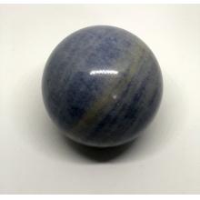 Super Esfera de Quartzo Azul 500g (fortíssima energia)