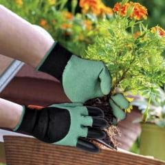 Luva para Jardinagem - Garden Genie Gloves
