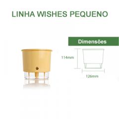 Vaso Autoirrigável Raiz - Pequeno - Linha Wishes