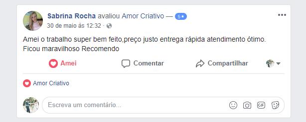 Depoimento Sabrina Rocha