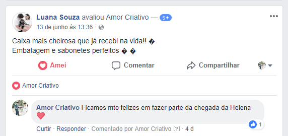 Depoimento Luana Souza