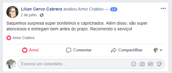 Depoimento Lilian Cabrera