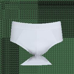 Kit 6 Cueca Slip Cotton Egípcio Dacrirô