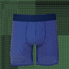 Cueca Boxer Microfibra Risca de Giz Dacrirô