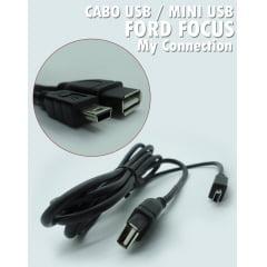 Cabo Usb Ford Focus Mini Usb