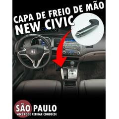 Capa Freio De Mão Honda New Civic