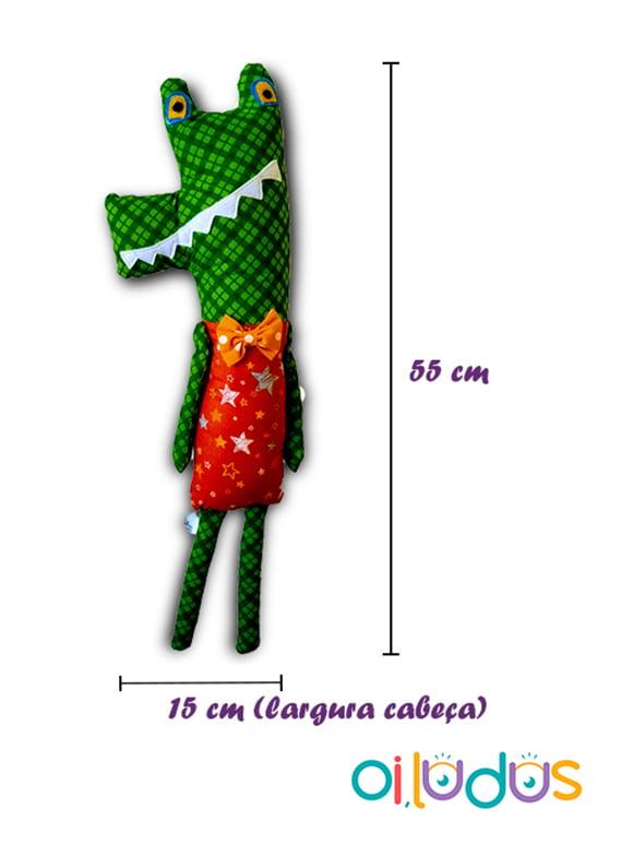 Jacaré Brinquedo - Jarilo