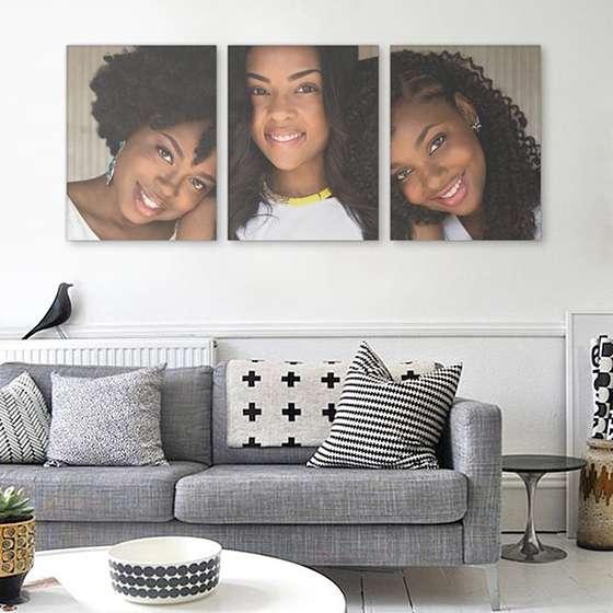 Quadro personalizado foto horizontal