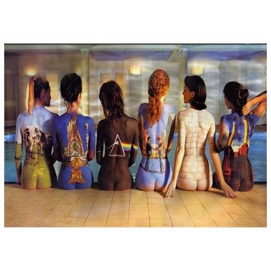 Quadro Pink Floyd Para Decoração de Interiores