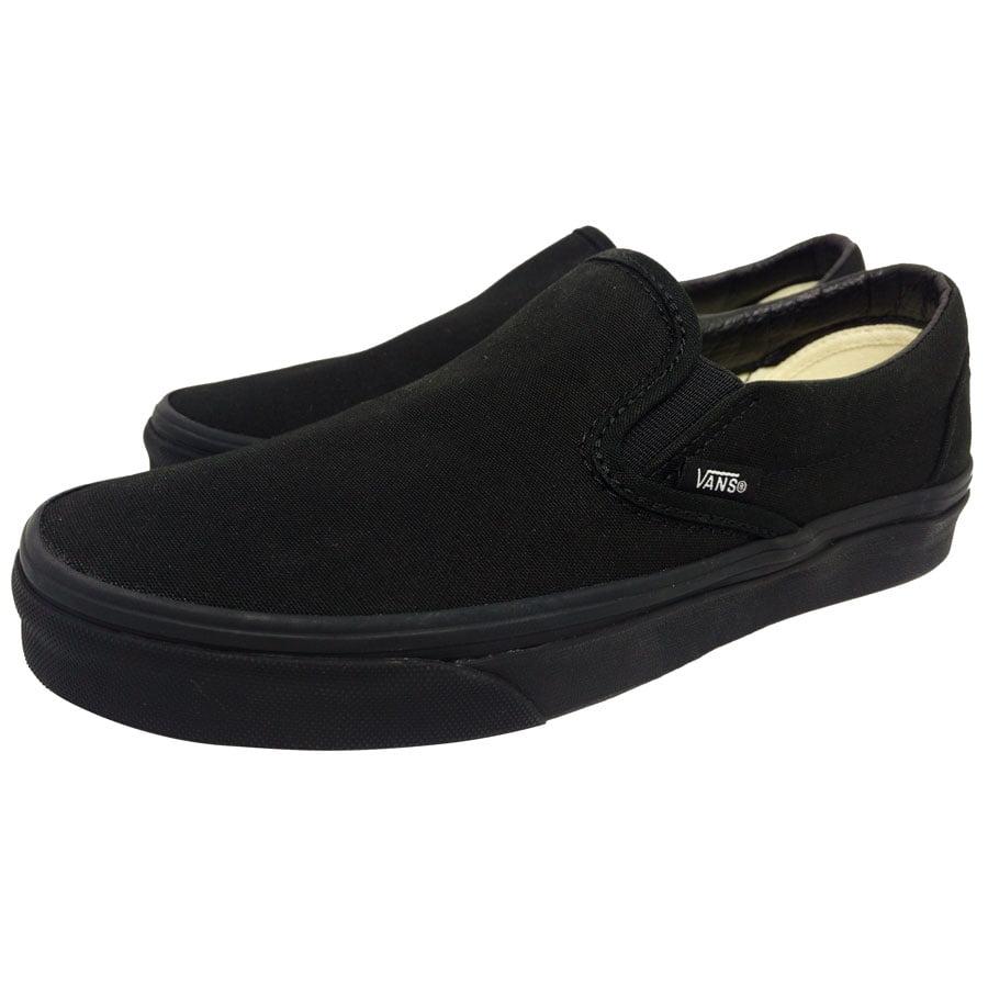 Tênis Vans Classic Slip On Black Black