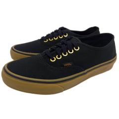 Tênis Vans Authentic Black/Rubber