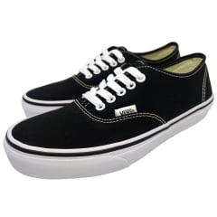Tênis Vans Authentic Black/White