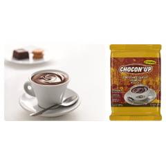 CHOCON´UP - Chocolate Quente Cremoso - Caixa com 10 Pacotes