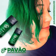 MÁS. PIGM. KAMALEÃO COLOR –  PAVÃO 150 ml