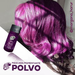 MÁS. PIGM. KAMALEÃO COLOR – POLVO – ROXO INTENSO 150 ml