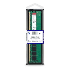 Memória Ram Kingston 8gb Ddr4 Pc4-2400 Cl17 288