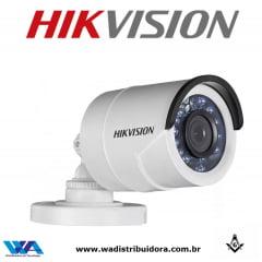 Câmera de segurança infra vermelho Bullet Hikvision Ds-2ce1ad0t-irp lente de 2,8mm hdtv full hd