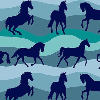 Cowboys e Índios Cavalo Azul