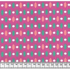 Geométrico Fundo Pink