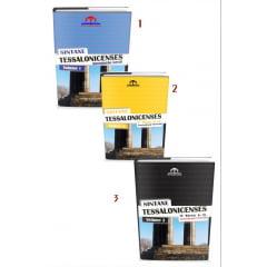 Kit Exegético de Tessalonicenses - 3 Volumes  - VERSÃO EXCLUSIVA DIGITAL