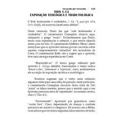 EXEGESE DE TITO - AUTOR PROFESSOR JEAN CARLOS
