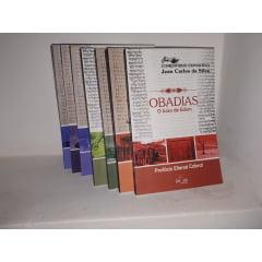 Comentário Expositivo e Exegético da Bíblia 7 livros - KIT 1 / 7 LIVROS -