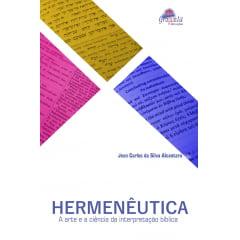 MANUAL DE HERMENÊUTICA SAGRADA - CURSO TEÓRICO