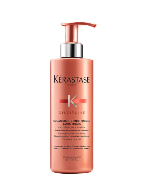 Kérastase Discipline Cleansing Conditioner Curl Ideal Condicionador de Limpeza 400ml