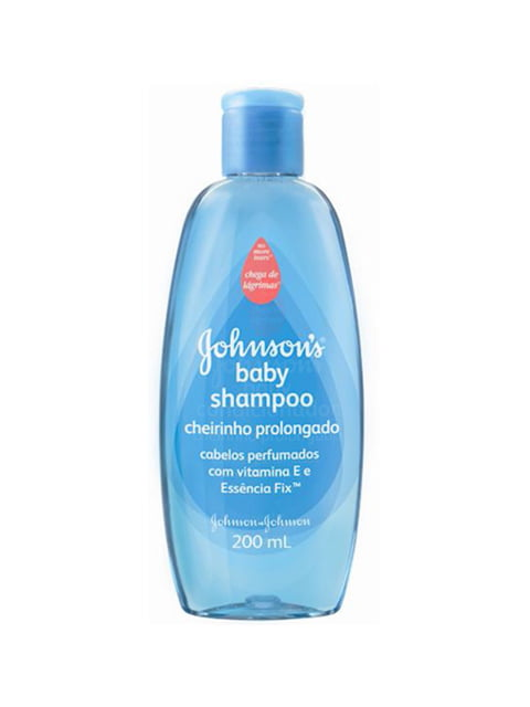 Johnson's Baby Cheirinho Prolongado Shampoo 200ml