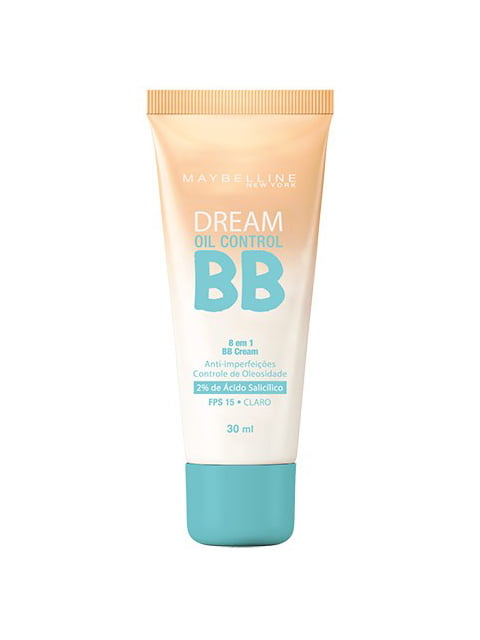 Maybelline Dream Oil Control BB Cream 8 em 1 FPS 15 - 30ml