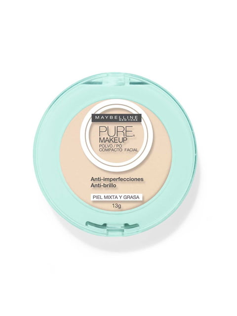 Maybelline Pure Makeup Pó Compacto 13g