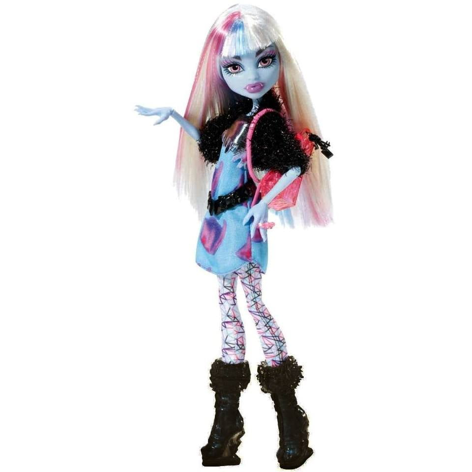 Monster High - Picture Day - Abbey Bominable