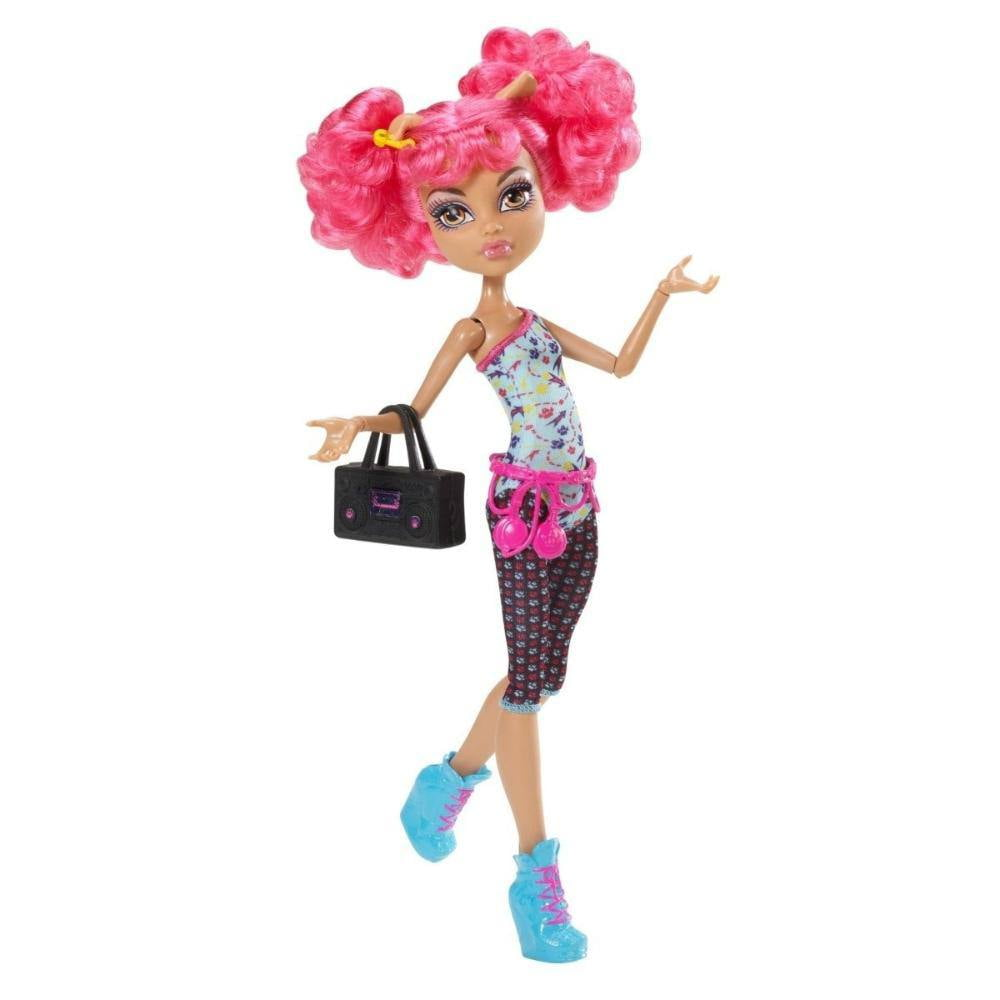 Monster High - Dance Class - Howleen Wolf
