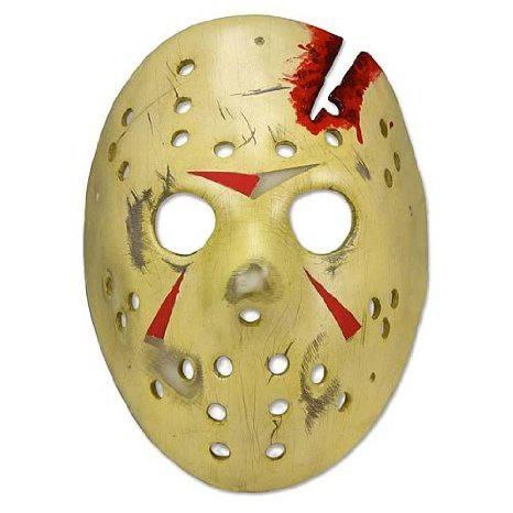 Máscara do Jason - Réplica - Original