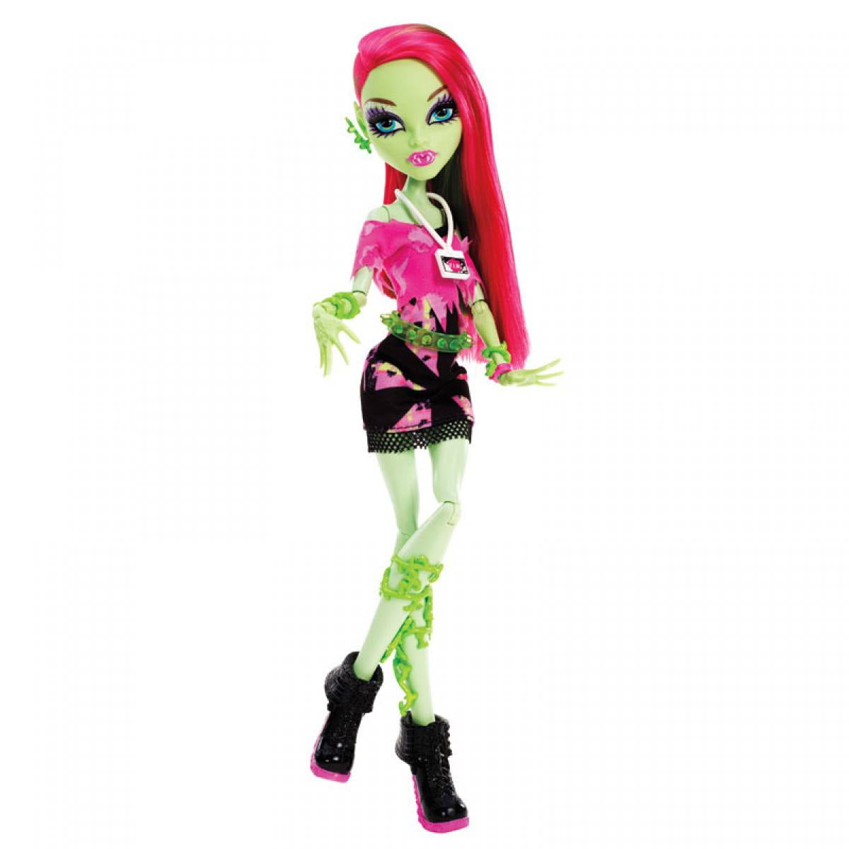 Monster High - Music Festival - Venus McFlytrap