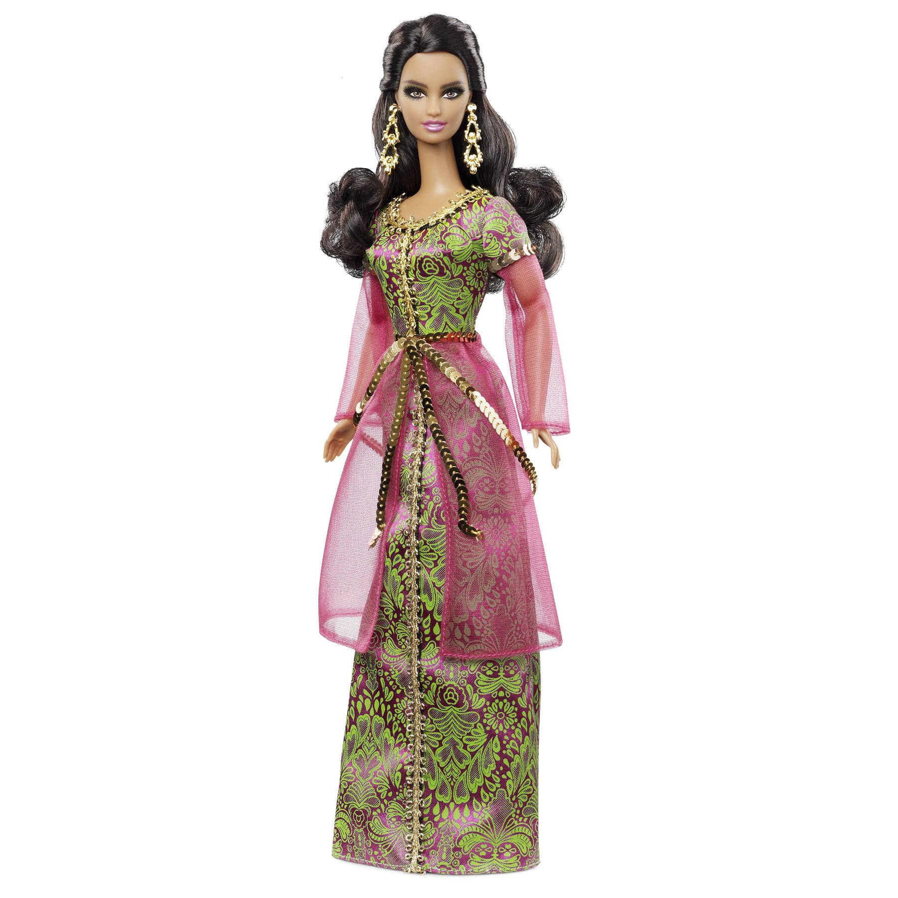 Barbie Collector - Dolls of the World - Marrocos