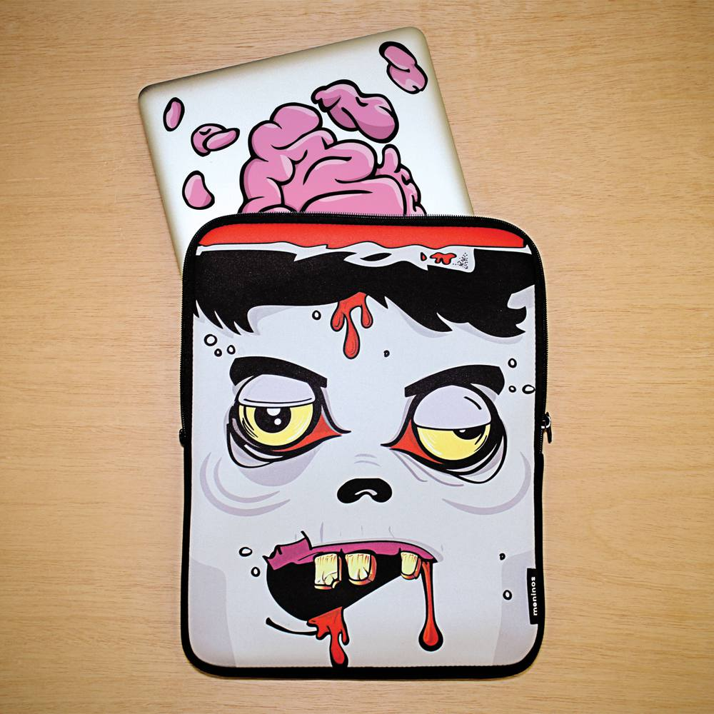 Capa para Laptop 13'' Zumbi