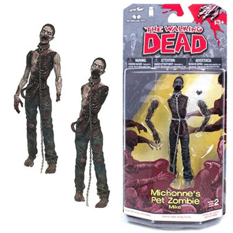 Michonne´s Pet Zombie Mike - The Walking Dead - Series 2