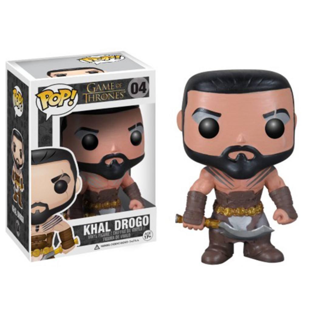 POP! Game of Thrones - Khal Drogo