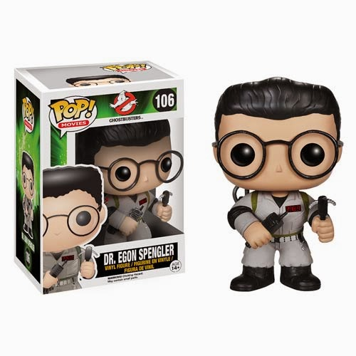 POP! Ghostbusters - Dr. Egon Spengler