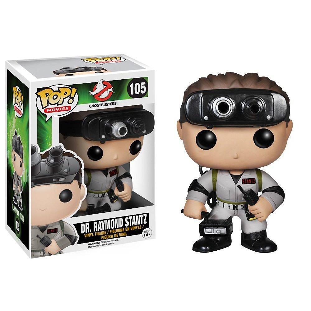 POP! Ghostbusters - Dr. Raymond Stantz
