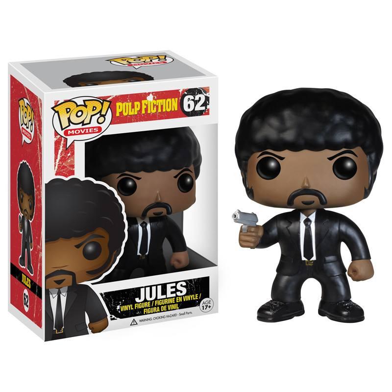 POP! Pulp Fiction - Jules Winnfield