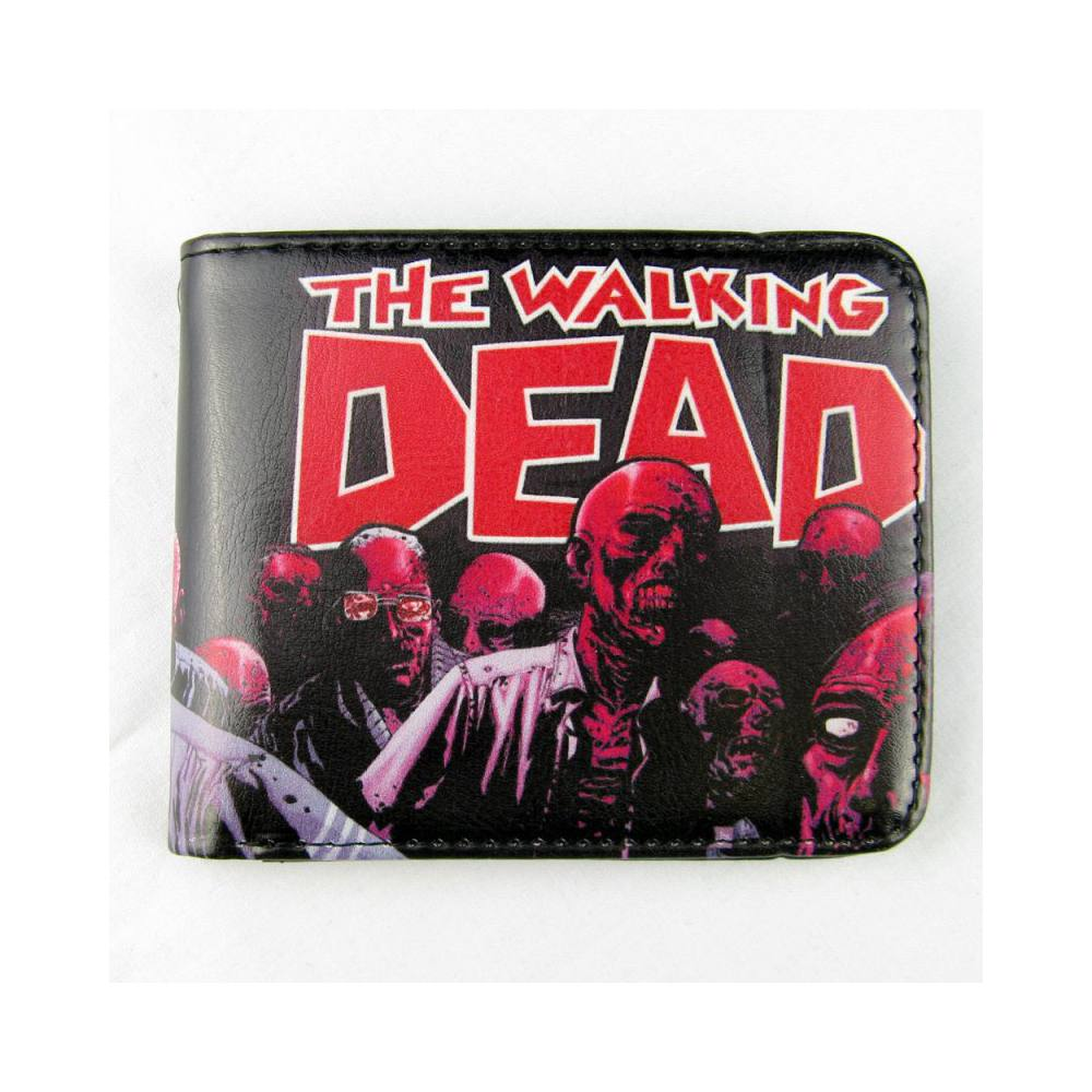 The Walking Dead - Carteira para documentos e dinheiro -  Walkers