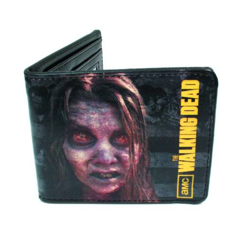 Carteira Woman Zombie - The Walking Dead