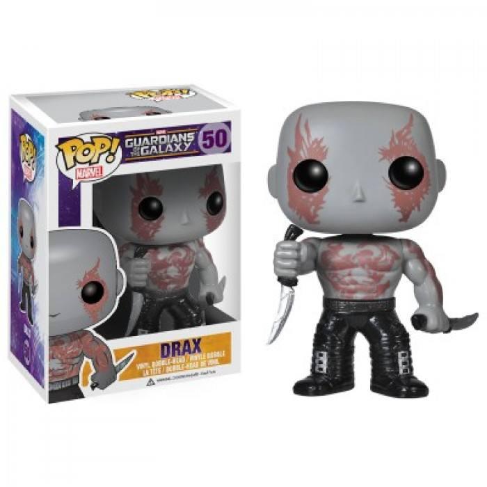 POP! Guardiões da Galaxia - Drax