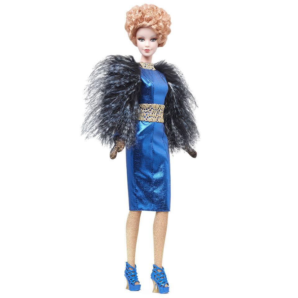 Barbie Collector - Jogos Vorazes: Em Chamas - Effie
